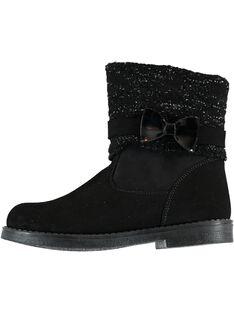 Black Boots GFBOOTRICO / 19WK35X1D0D090