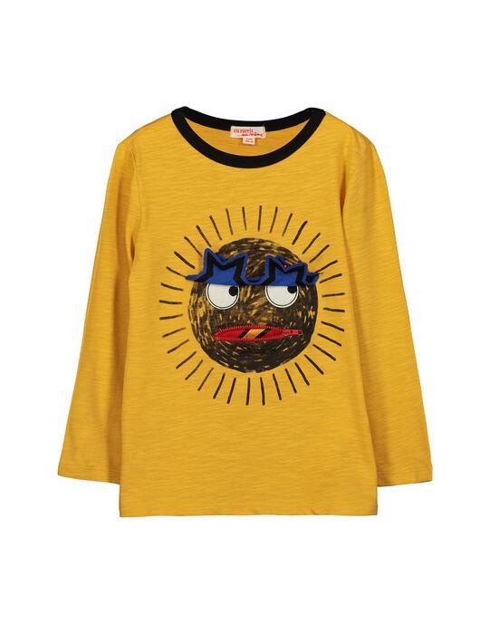 Boy's fancy T-shirt FOLITEE2 / 19S90222TMLB107