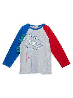 Grey T-shirt JOGRATEE2 / 20S902E1TMLJ920