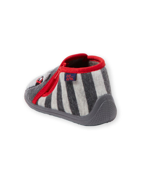 Grey Booties GBGBOTRAT / 19WK38Z1D0A940