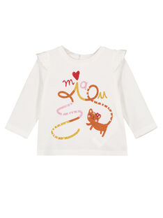 Off white T-shirt GISANTEE1 / 19WG09C2TML001