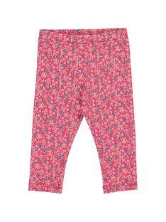 Baby girls' leggings CYIHOLEG / 18SI09E1CAL099