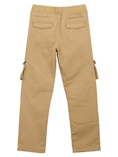 Brown pants GOVIOPAN2 / 19W902R2PANI804