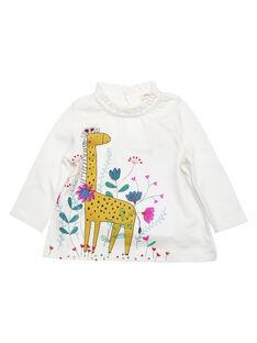 Off white T-shirt GIMUTEE1 / 19WG09F1TML001