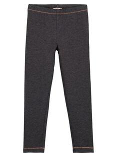 Dark grey Leggings GYAESLEG3 / 19WI01U2D26944