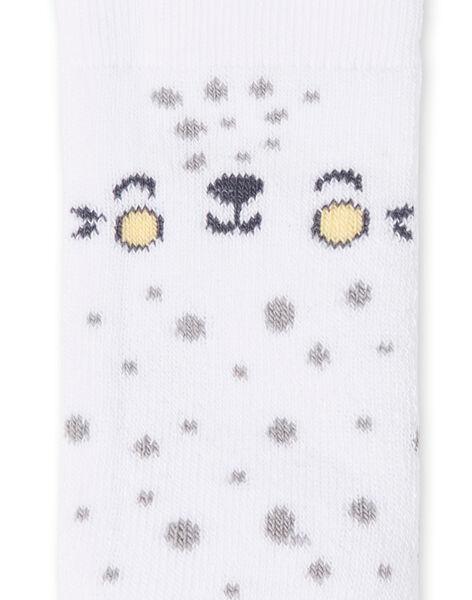 Cat head socks LOU1CHO3 / 21SF42H1SOQ000