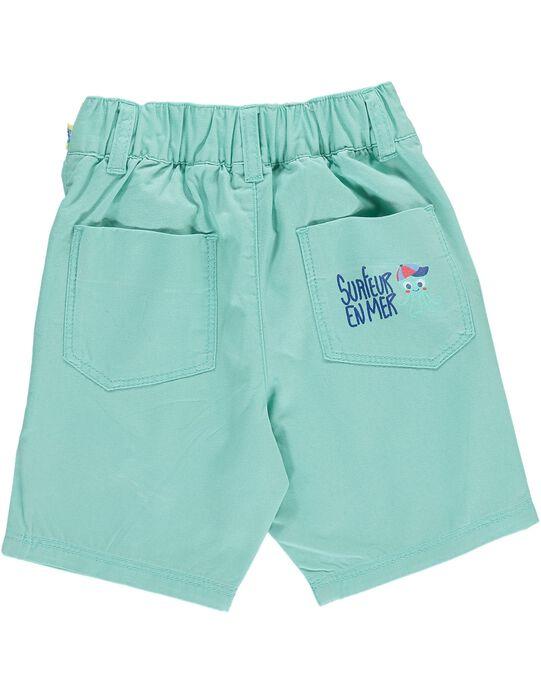 Baby boys' shorts CUBUBER2 / 18SG10K2BER630
