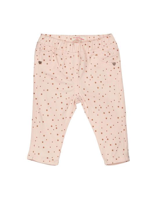 Baby rose pants FIJOPAN1 / 19SG0931PAN307