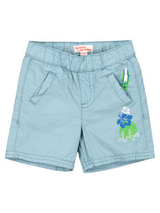 Baby boys' shorts FUCUBER1 / 19SG10N1BER213