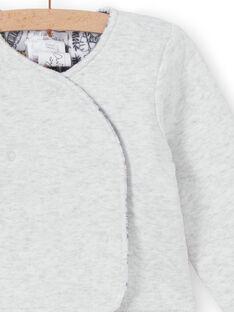 White BLAZER LOU1VEST / 21SF05H1VES000