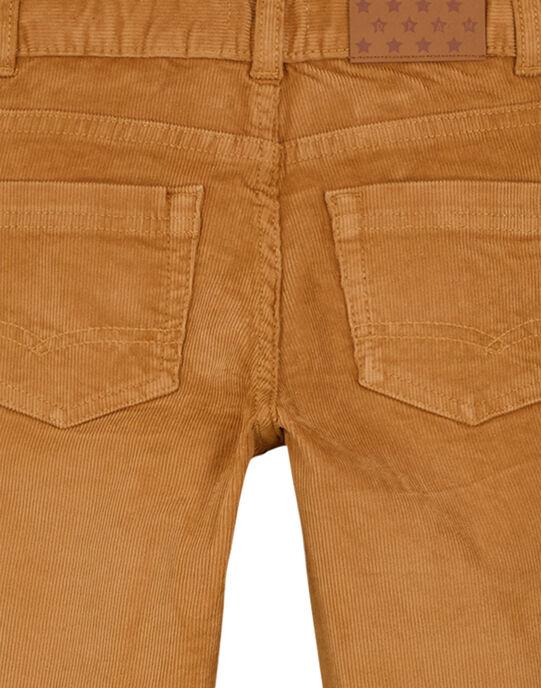 Brown Pants GOJOPAVEL7 / 19W902L4D2BI820