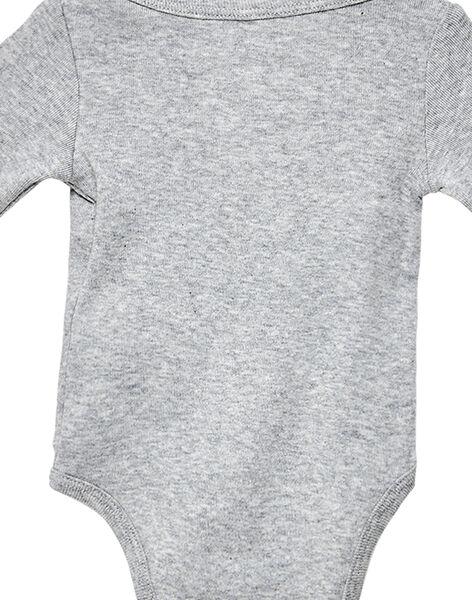 Grey Body suit JOU1BOD1 / 20SF77J2BODJ922