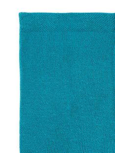 Dark Turquoise TIGHTS KYAJOCOL2 / 20WI0133COLC217