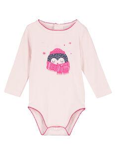 Baby rose Body suit GEFIBODPIN / 19WH13N2BDL307