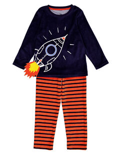 Navy Pajamas GEGOPYJFUZ / 19WH12N8PYJ070