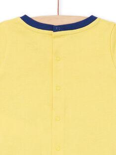 Light yellow PAJAMAS LEGAPYJTIG / 21SH14C1PYJB116