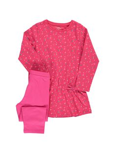 Girl's nightdress CEFACHUSET / 18SH1151CHN099