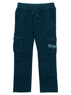 Navy pants JOCLOPAN2 / 20S90212PAN715