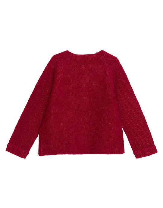 Pink Cardigan JACLOCAR / 20S90111CARD302