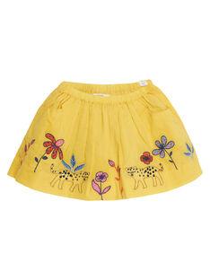 Yellow Skirt JATROJUP1 / 20S901F1JUPB102