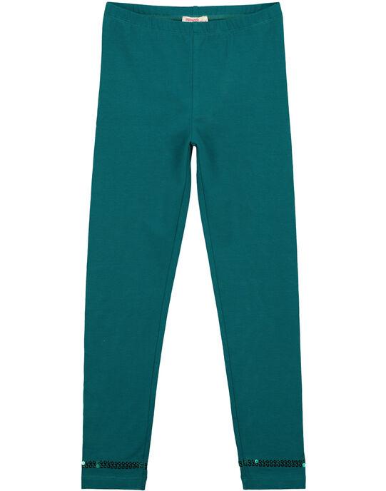 Green Leggings GYAJOLEG1 / 19WI0142D26G627