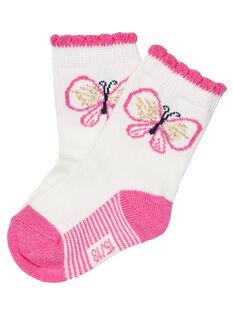 White Socks JYIJOCHO3 / 20SI0946SOQ000