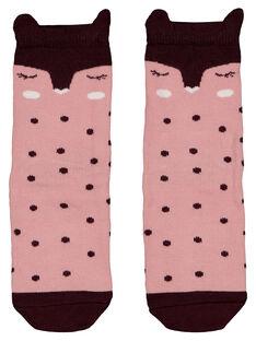 Old rose Socks GYAJAUCHO1 / 19WI01H1SOQ303