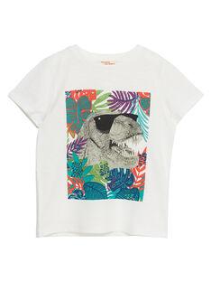 Off white T-shirt JOSAUTI3 / 20S902Q2TMC001
