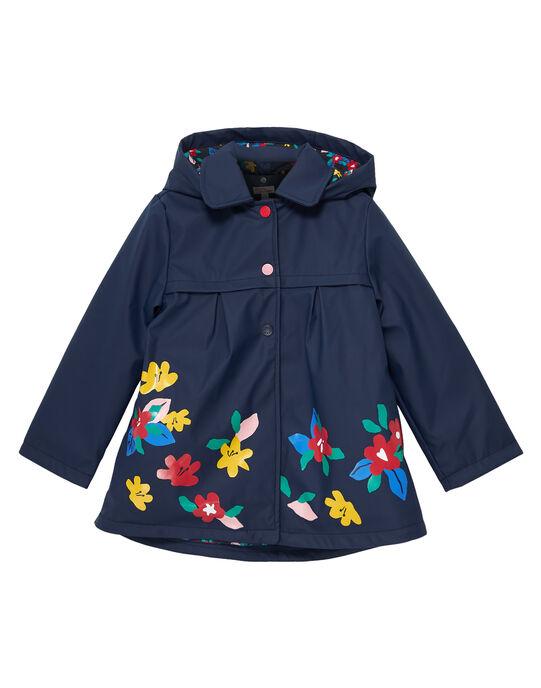 Navy Rain coat JAGRAIMPER1 / 20S901I1IMP070