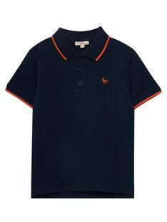 Navy Polo shirt JOJOPOL1 / 20S90253D2D705