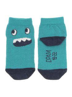Baby boys' ankle socks CYUJOCHO8A / 18SI10S3SOQ714