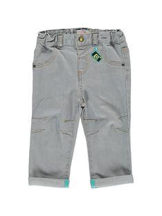 Grey denim Jeans CUHOJEAN / 18SG10E1JEAK004