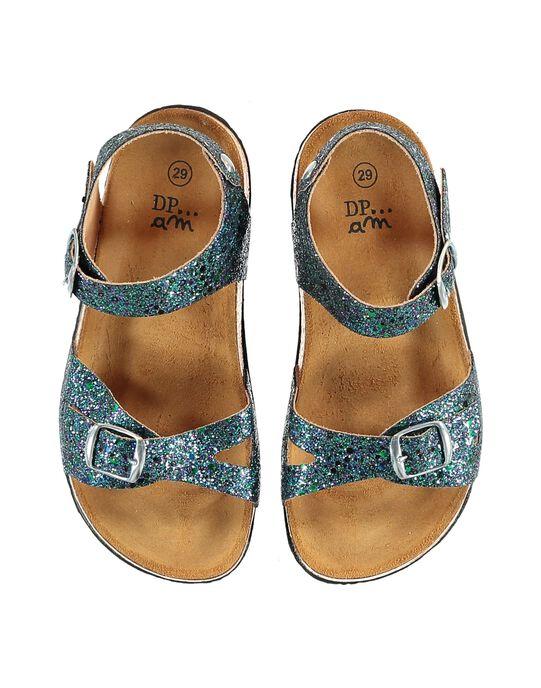 Blue Sandal JFNUSIRENE / 20SK35ZBD0EC218