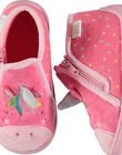 Clear pink Booties GBFBOTLIC / 19WK37Z1D0A321