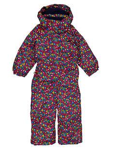 Navy Ski suit GASKICOMB / 19W901W1CBS070