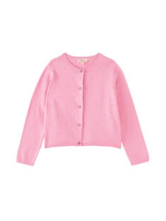 Light rose CARDIGAN JAQUACAR / 20S901R1CAR318