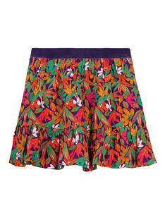 Purple Skirt GAVIOJUP / 19W901R1JUP708