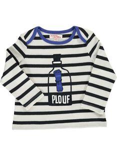 Multicolor T-shirt CUBENTEE / 18SG10G1TML099