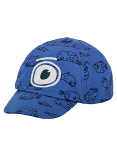 Boys' fancy cap FYONECAP / 19SI02B1CHA201