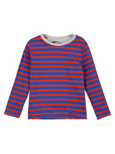 Grey T-shirt GOSANTEE5 / 19W902C3TMLJ909