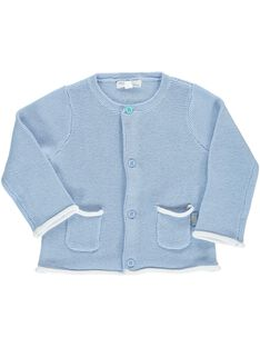 Baby boys' cardigan CCGGILET2 / 18SF04C1GIL020
