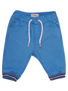 Blue pants JUCEAPAN / 20SG10N1PAN201