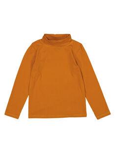 Light brown under-sweater GAJOSOUP6 / 19W901L1D3B804