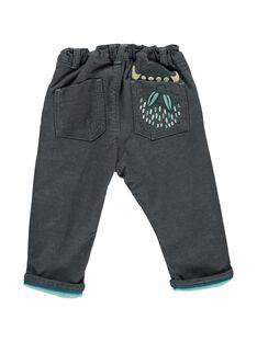 Baby boys' trousers DUGIPAN1 / 18WG10N1PAN099