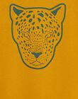 Orange T-shirt JODUTI3 / 20S902O4TMC109