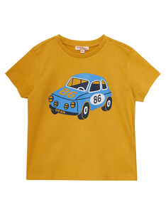 Yellow T-shirt JOSOTI / 20S90281TMCB107