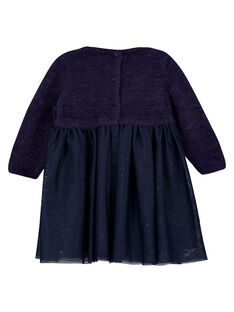 Navy Dress GINOROB1 / 19WG09V1ROB070