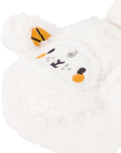 Unisex babies' newborn slippers GOU1CHOS / 19WF4211CHP001