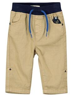 Baby boys' trousers FUNEPAN1 / 19SG10B1PANI807
