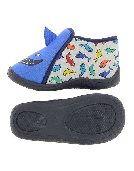 Baby boy's boot slippers CBGBOTREQ / 18SK38X3D0AC218